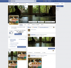 TanzEnergie auf Facebook